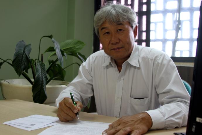 Vice-prefeito:Edgard Takashi Sasaki