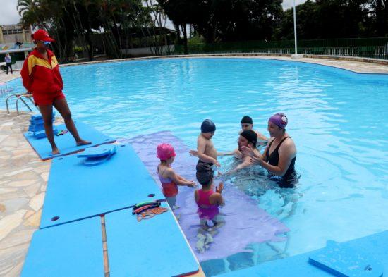 e318e0e42 As piscinas do EducaMais São João foram reabertas nesta última terça-feira  (09)